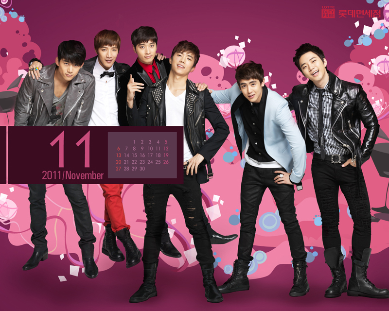 2pm wallpaper  2pmmongolianhottest